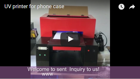 A3 size phone case printer
