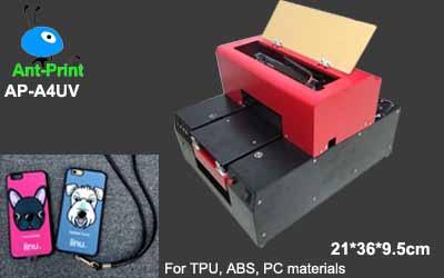 Phone case UV flatbed Printer