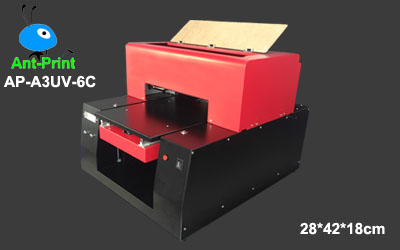 AP-A3UV-6c uv flatbed printer