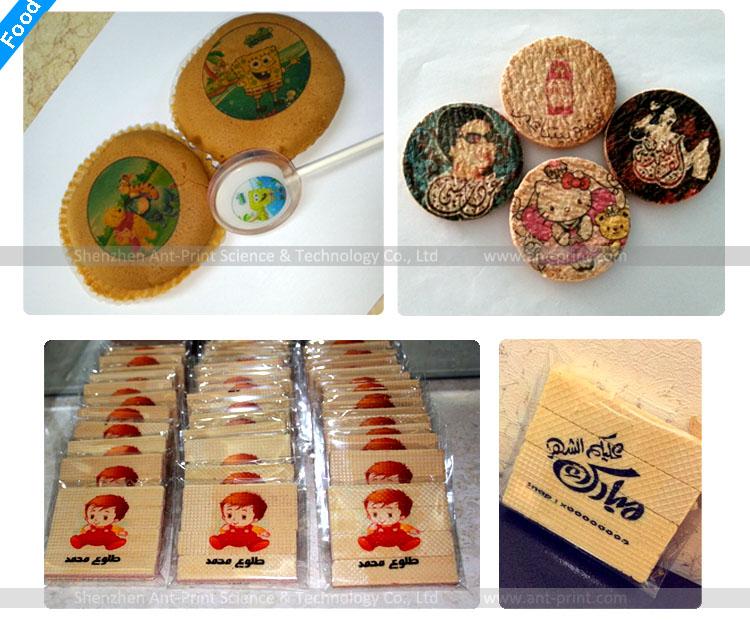 cookies food printer