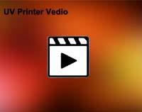 UV printer video