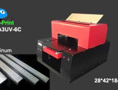 Multifunction metal aluminum steel UV flatbed printer