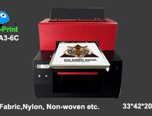 Digital T shirt Printer DTG Direct To Garment Printer