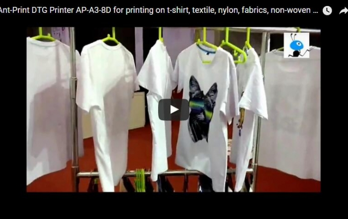 dtg printer AP-A3-8D