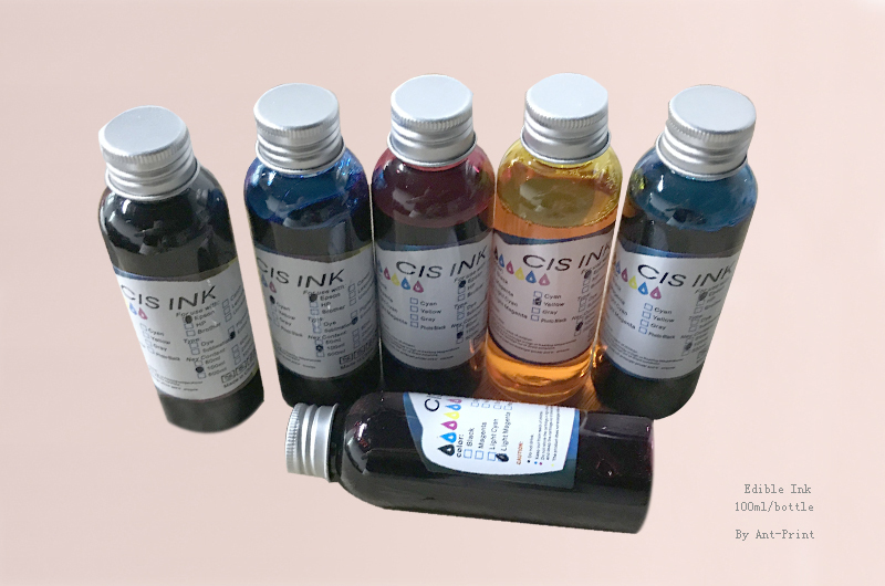 edible ink 6 color