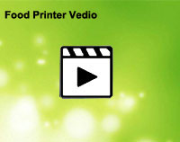 food printer application