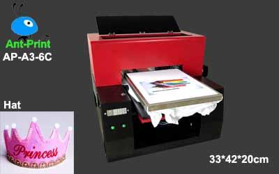 textile hat printer