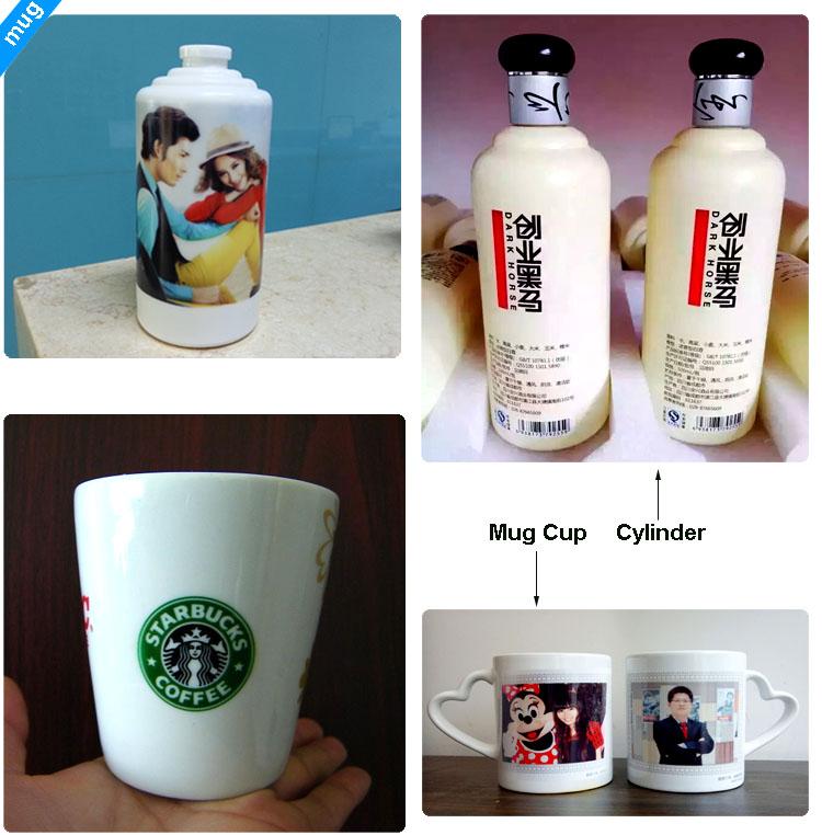 mug and cylinder printer