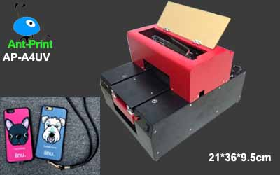 digital UV flatbed phone case printer