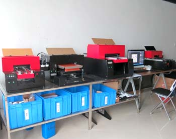 Ant-Print sample room