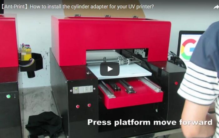 how to install your mug cup adapter for your UV printer